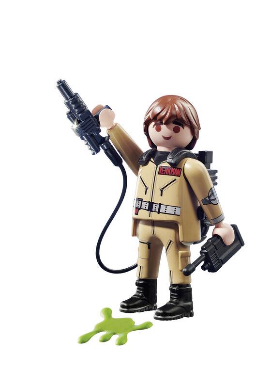 Playmobil -  Ghostbusters Collection Figure P Venkman