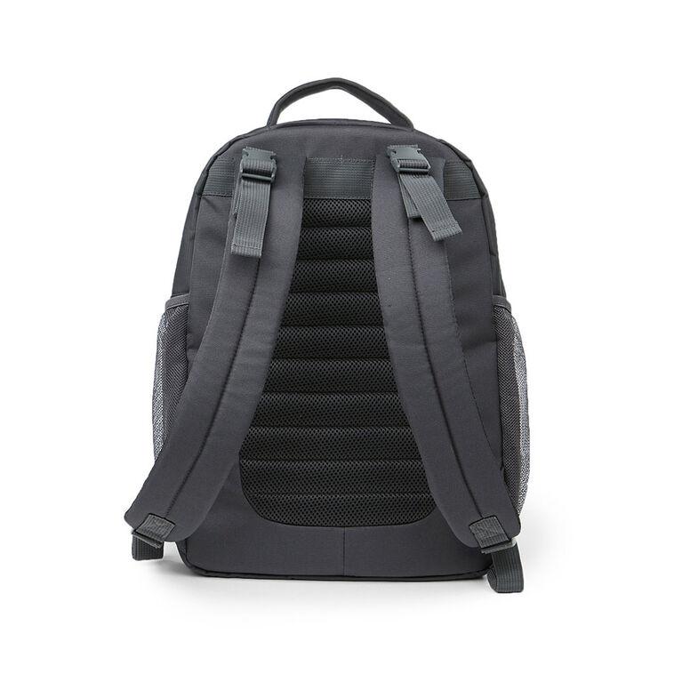 Jeep Adventurers Backpack Diaper Bag - Grey/Pink