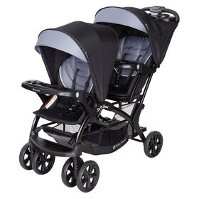 Sit N' Stand Double Stroller - Emery.