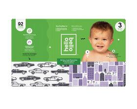 Hello Bello - Club Diaper Cars/City - Size 3