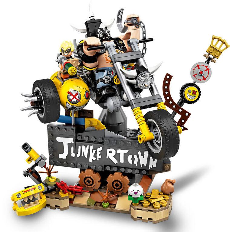 LEGO Overwatch Junkrat & Roadhog 75977
