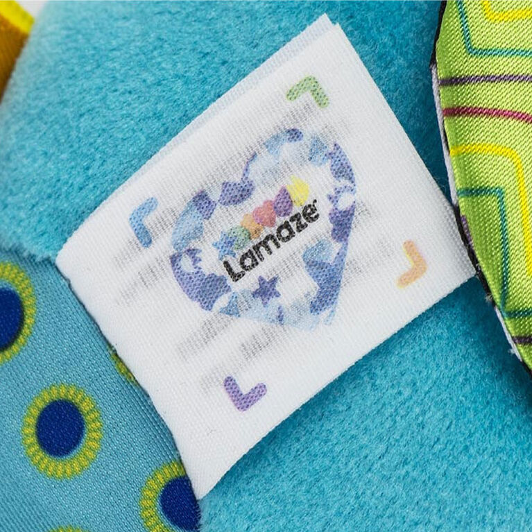 Lamaze -  Fun with Colours Soft Book