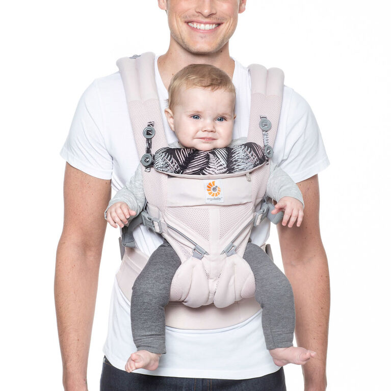 Ergobaby Omni 360 Cool Air Mesh All-in-One Ergonomic Baby Carrier - Maui