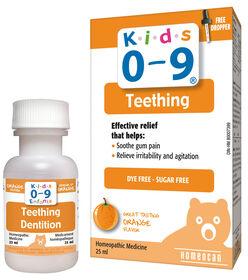 Homeocan Enfants 0-9 Dentition.