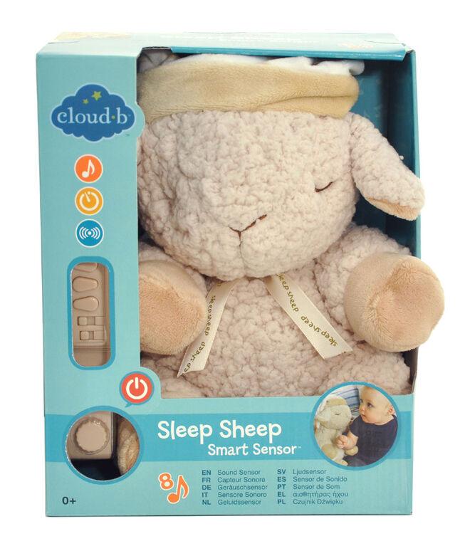 Cloud B  Sleep Sheep® Smart Sensor with Natural Soothing Sounds