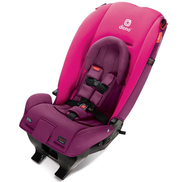 Diono Radian 3Rx Allinone Convertible Car Seat - Pink