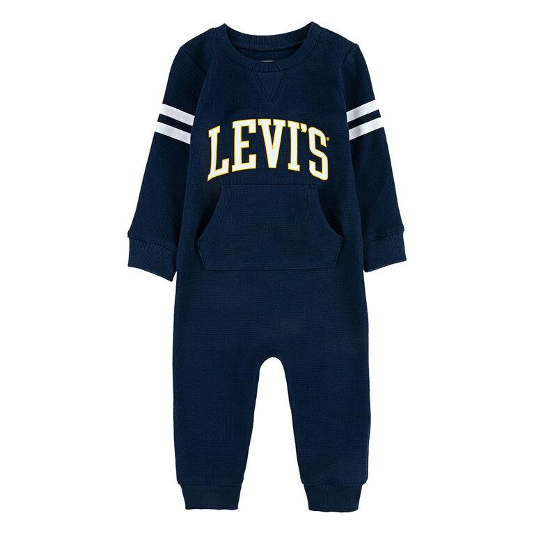Levis Combinaison - Bleu, 3 mois