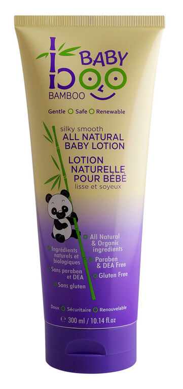 Baby Boo Bamboo lotion pour bébé 300ml.
