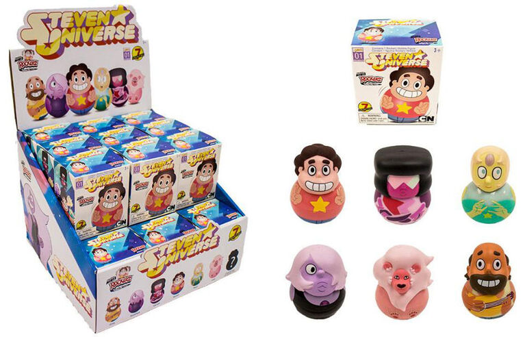 Steven Universe Mini's Rockerz Action Figures - 1 sachet surprise.