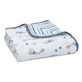 Aden Essentials - Seashore Muslin Blanket