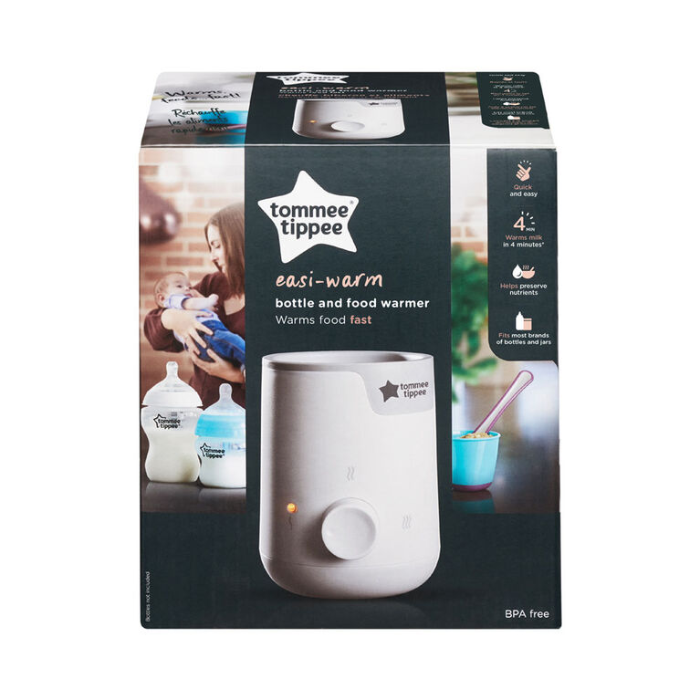 Tommee Tippee Easi-Warm Electric Baby Bottle and Food Warmer