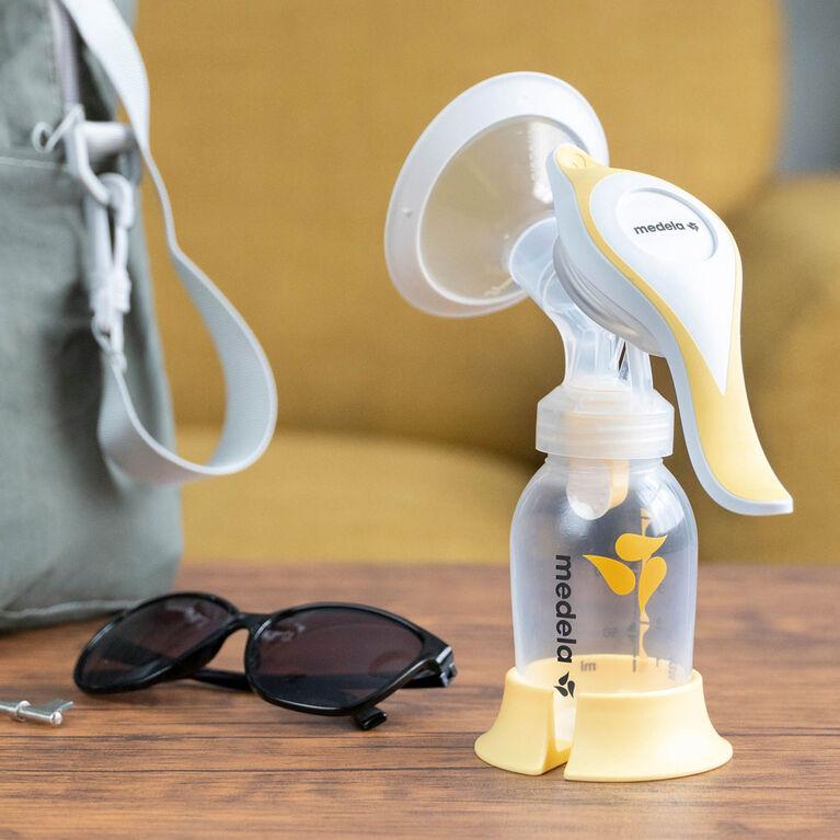 Harmony Manual Breast Pump with PersonalFit Flex