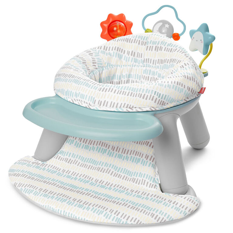 Skip Hop Silver Lining Cloud  2-in-1 Activity Floor Seat