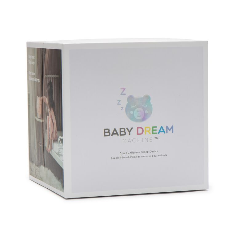 Baby Dream Machine 5-In-1 Children's Sleep Device