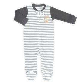 """Dormeuse en polaire """" Striped Fox """" de Koala Baby - taille 3-6 mois"""