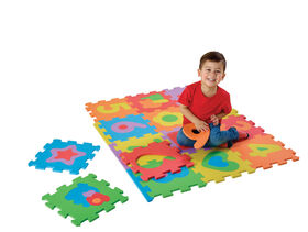 Imaginarium Baby - Foam Numbers and Animals Playmat