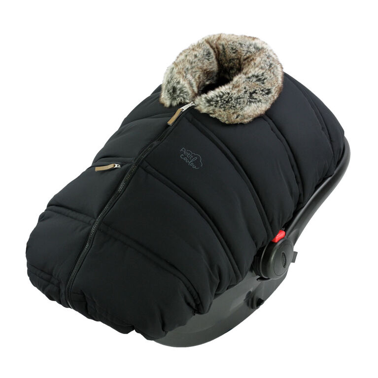 Petit Coulou-Winter Cover-Black/Wolf