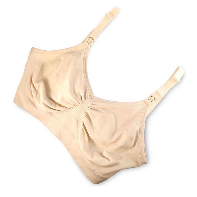 Medela T-Shirt Bra - Nude, XLarge