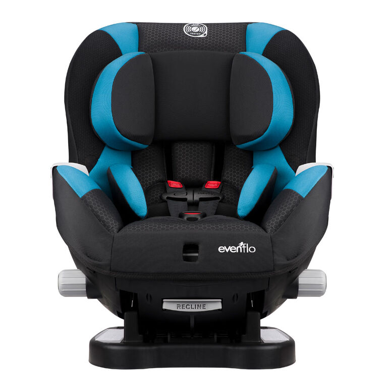 Evenflo Triumph LX Convertible Car Seat - Active Aqua - R Exclusive