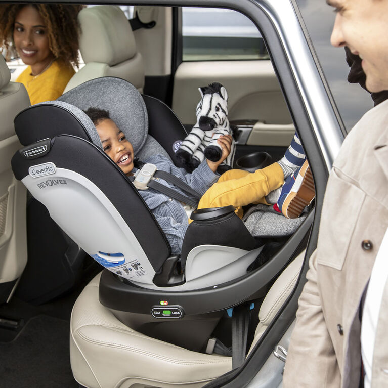 Evenflo Gold Revolve All-In-1 Car Seat - Moonstone