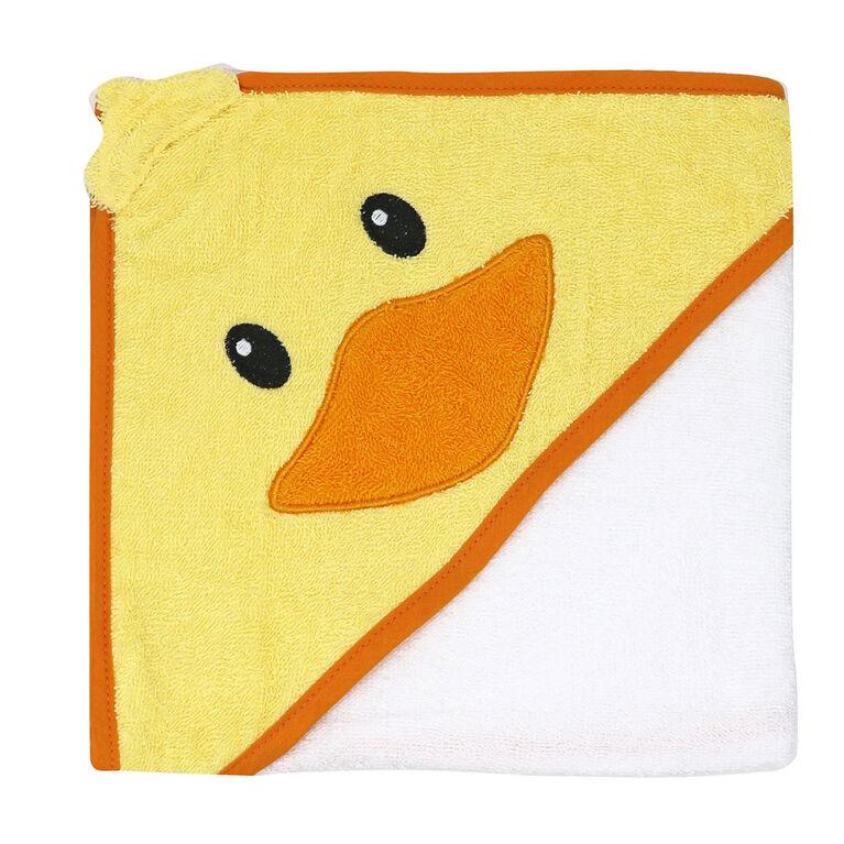 Yellow Duck Bath Set