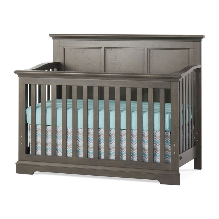 Child Craft Kelsey 4-in-1 Convertible Crib - Dapper Gray