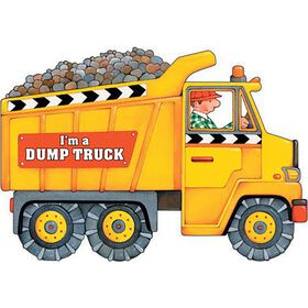 I Am a Dump Truck - English Edition