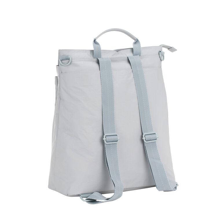 Lassig Green Label Tyve Backpack Diaper Bag - Grey
