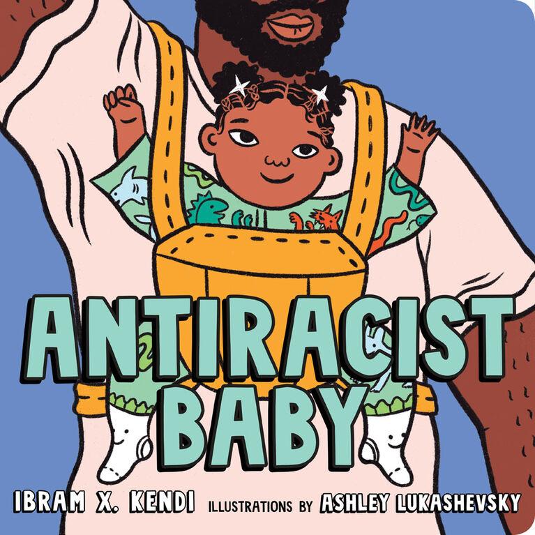 Kokila - Antiracist Baby Board Book - English Edition