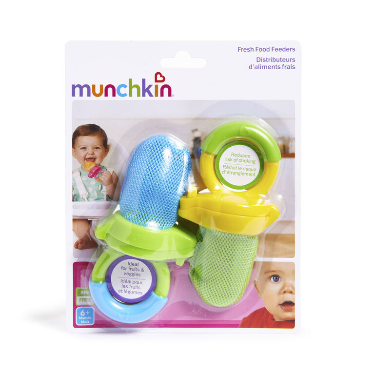 Munchkin Fresh Food Feeder 2-Pack