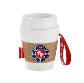 Fisher-Price – Tasse à café de dentition - Couleurs variées