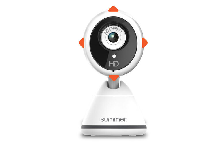 Summer Infant Baby Pixel Zoom HD 5.0 Inch High Definition Video Monitor