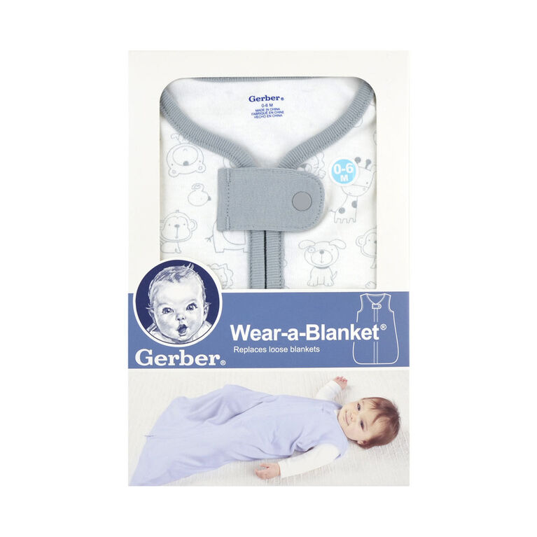Gerber Wear-A-Blanket - Animal