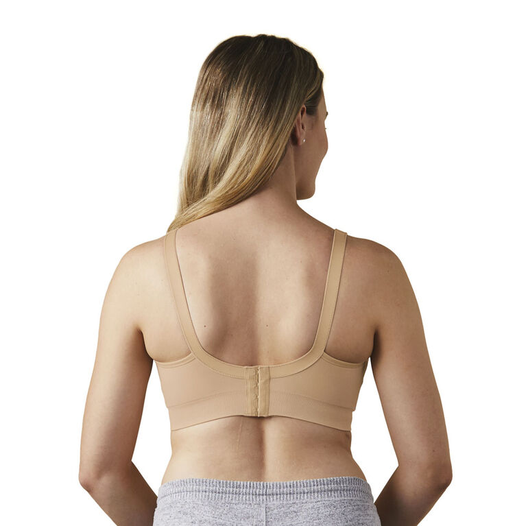 Bravado Designs Body Silk Seamless Nursing bra - Butterscotch, Small