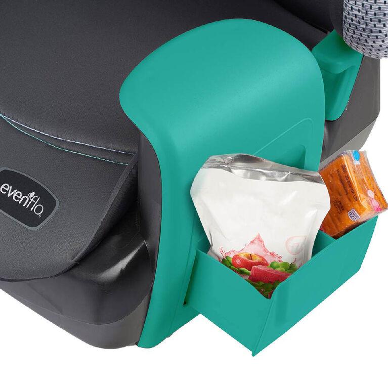 Evenflo Spectrum Booster Car Seat Spectrum Teal Trace
