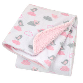 Cuddletime Sky High Valboa Blanket
