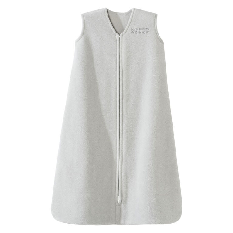 HALO SleepSack wearable blanket - Heather Grey - Cotton - Large