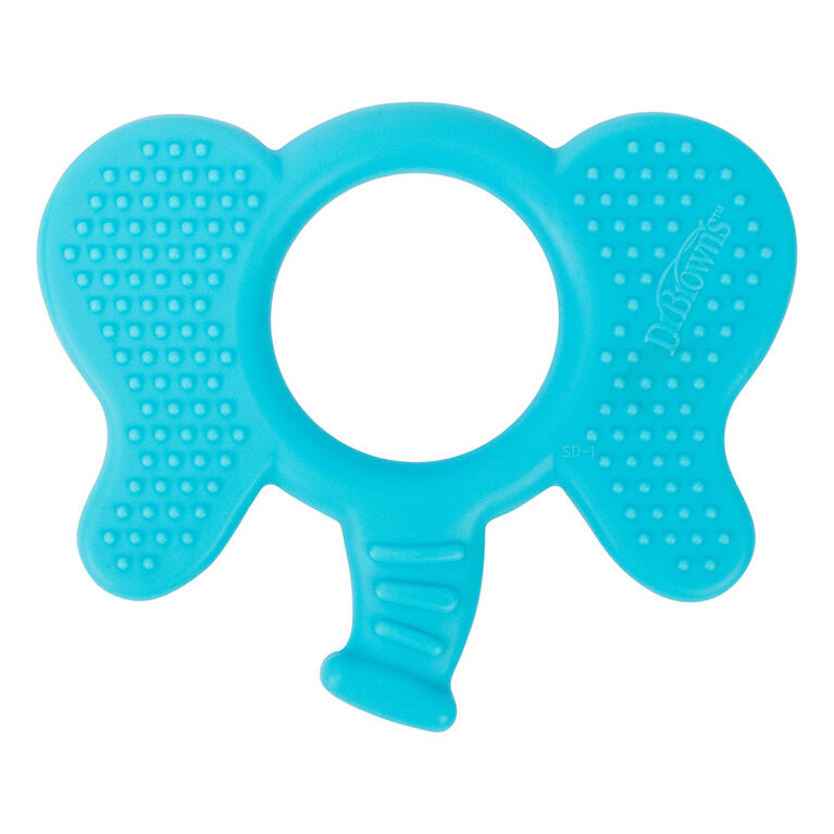 Dr. Brown's Flexees Friends Teether - Elephant