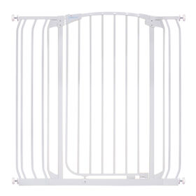 Dreambaby Chelsea Xtra-Tall Auto-Close Security Gate - White