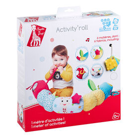 Sophie Activity Roll