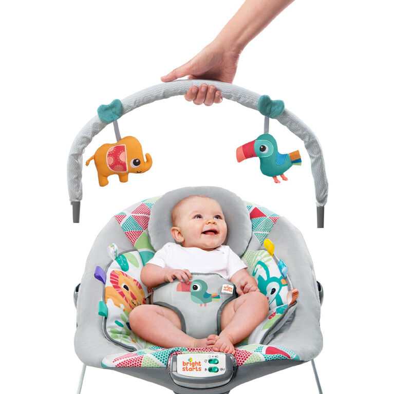 Bright Starts Toucan Tango Bouncer