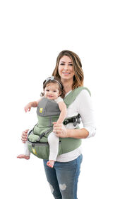 LILLEbaby SeatMe 3.0 All Seasons Carrier - Sage