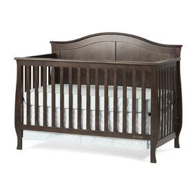 Child Craft Camden 4-in-1 Convertible Crib - Slate
