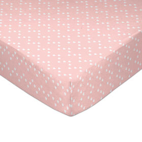 Lolli by Lolli Living Fitted Sheet - Little Love