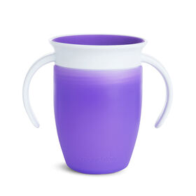 Munchkin Miracle® 360° Trainer Cup 7 oz - Purple