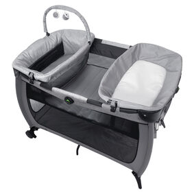 Safety 1st Safe Stages Playard With Comfort Cool Technology