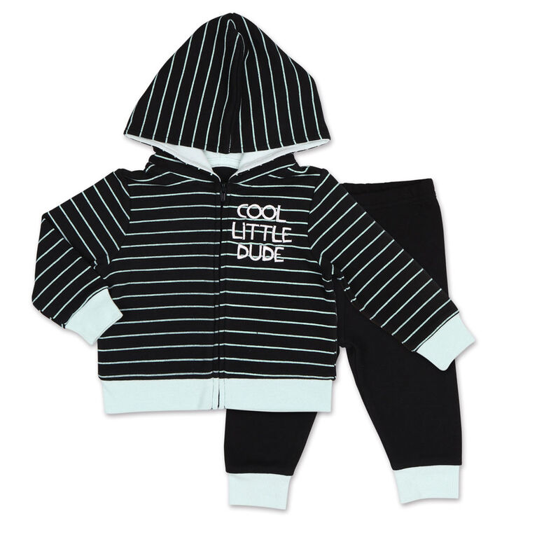 Koala Baby Born to Play Bodysuit / Jogger 2 Piece Set, 12 Month