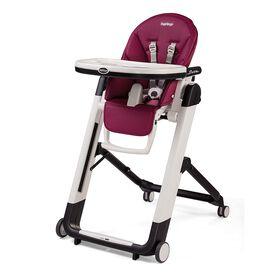 Peg Perego Siesta High Chair - Berry