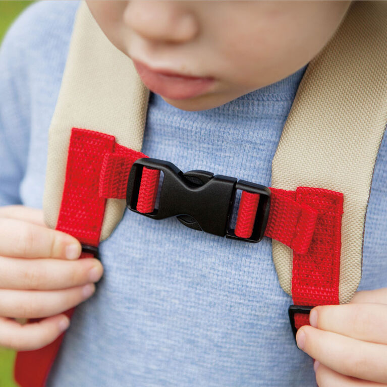 Skip Hop – Sac à dos avec harnais de sécurité Zoo - Singe.