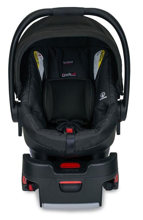 Britax B Safe 35 Infant Car Seat, Britax B Safe 35 Infant Car Seat Installation